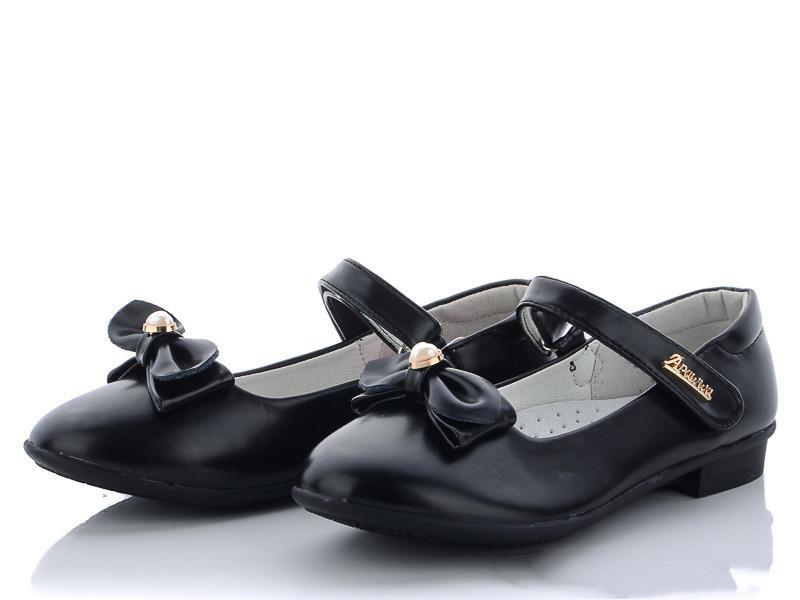 Детские туфли для девочки с бантом Польша размер 31-36 Киев