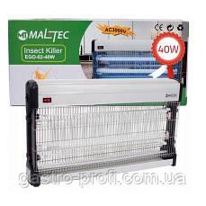 Инсектицидная ловушка, лампа уничтожитель насекомых Maltec EGO-02-40W 2x20 W