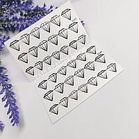 Водные слайдеры для дизайна ногтей