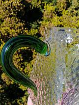 Чахай стеклянная «Зеленая» 300 мл | Посуда для чая, фото 2