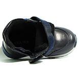 Демисезонные ботинки 5602(R871135602) темно-синие ТМ Сказка.Размеры 21-25, фото 4