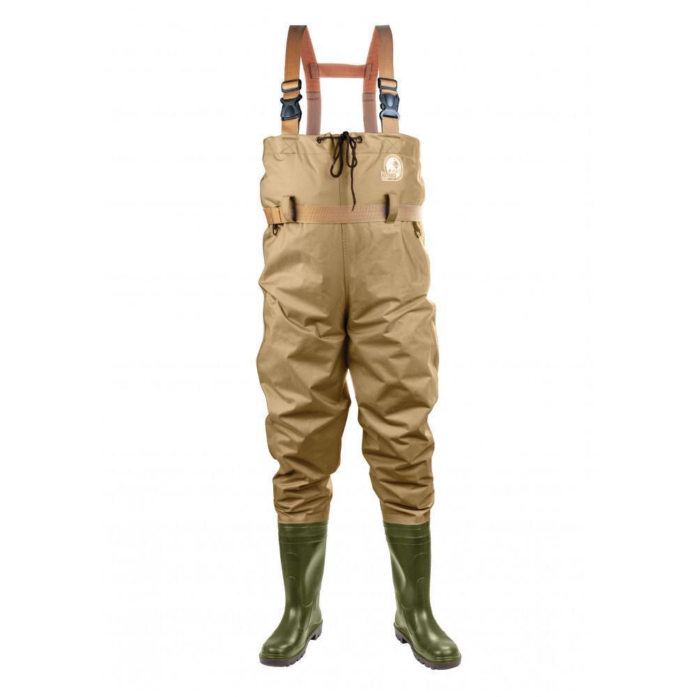 Комбінезон забродный, чоботи для рибалки Lemigo 996 Lexpo, розмір 8 ( 42), вкладка - 27см