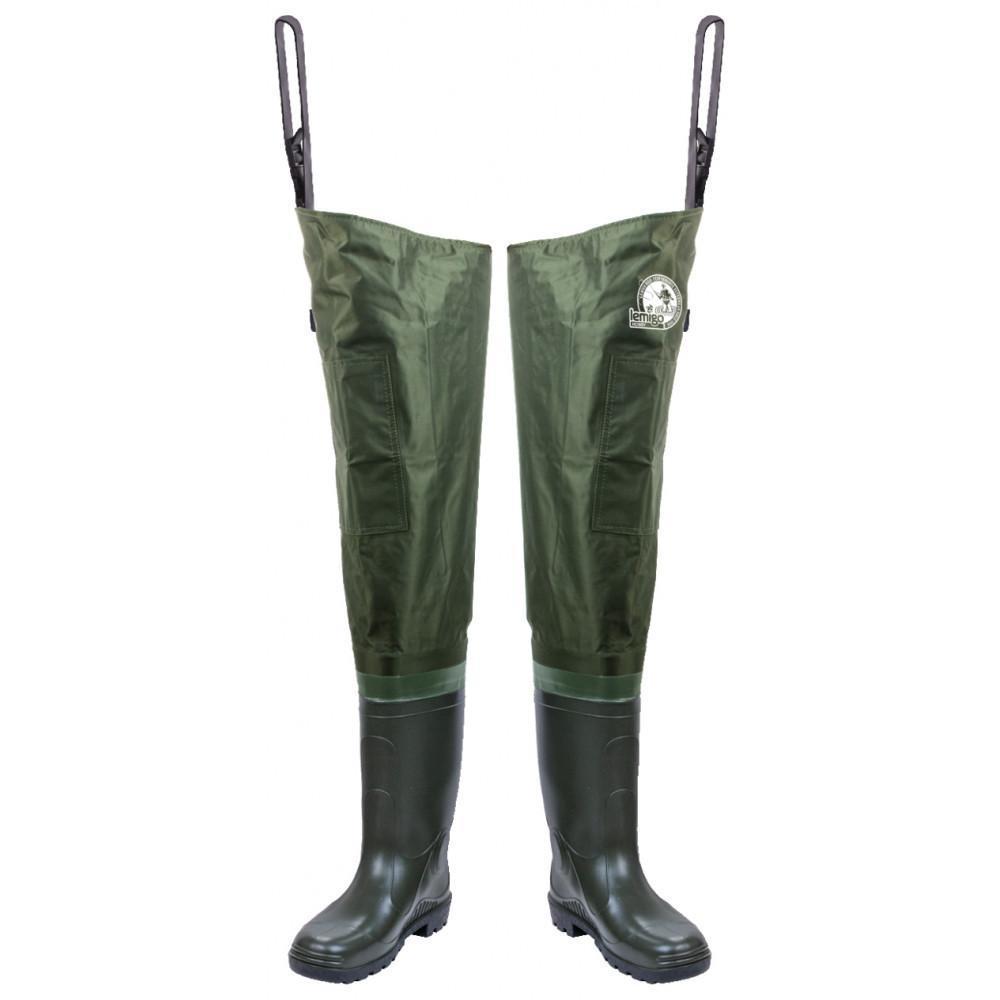 Чоботи-заброди Lemigo Wodery 986 ,легкі, зручні, надійні розмір (10,5) 45, чоботи для риболовлі