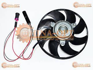 Мотори + крильчатки дифузора вентиляторів (комплект 2шт)