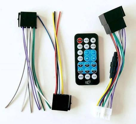 Автомагнитола с Bluetooth и Мр3 USB MicroSD Автомобильная Магнитола с Блютуз Мощность 4х65Вт max, фото 3