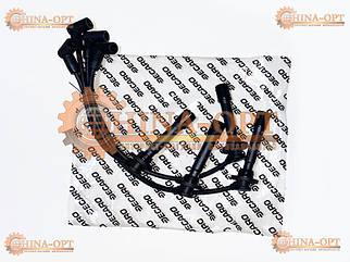 Провода высоковольтные комплект (черный наконечник) Чери КуКу 1,1 Chery S11 QQ311 1,1 MT AT