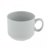 """Чашка кофейная 100 мл """"Мокко"""" Бел."""