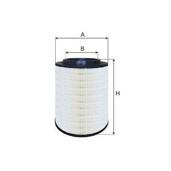 Фильтр воздушный DAF M-filter