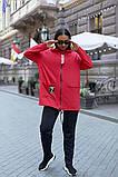 Женский спортивный костюм  с удлиненной кофтой Турецкая двунитка Размер 48 50 52 54 56 58 60 62 Разные цвета, фото 10