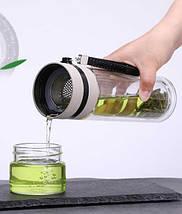 Заварник для чая «Бутылка-инфузор» 400 мл | Бутылка для чая, фото 2
