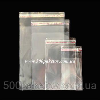 Пакет к/л 10х7см (с липучкой и клапаном)