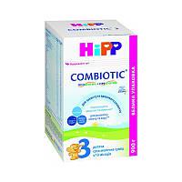 Молочна суміш HiPP Combiotik 3, 10+, 900г