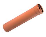 Труба ПВХ 110х2 для наружной канализации (SN2), фото 4