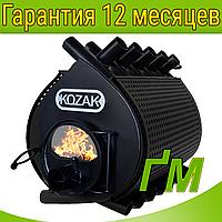 Печь-булерьян KOZAK-04 на 1000 м³ (стекло+кожух), фото 1