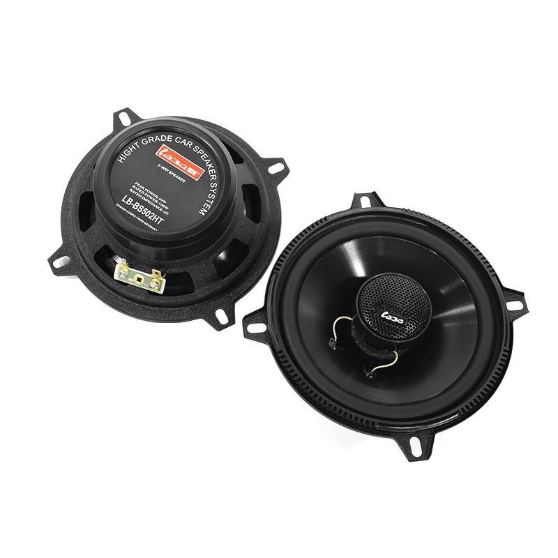 Купить Автомобильная акустика Labo LB-BS502HT 5-дюймовые динамики (13см) мощность 100 Вт коаксиальная