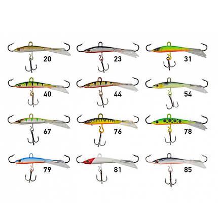 Балансир Fishing ROI 45 мм 16 г Оливковый, фото 2