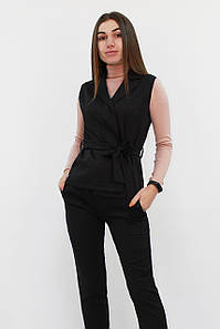 Жіночий костюм Archer, чорний