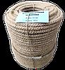 Шнур джутовий плетений Ø 10,0 мм
