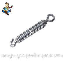 Талрепы M10 крюк-кольцо для натяжки троса
