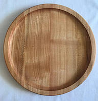 Деревянная менажница, доска для подачи, доска разделочная 25 см, фото 1