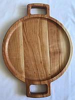 Деревянная менажница, доска для подачи, доска разделочная 30*40 см, фото 1
