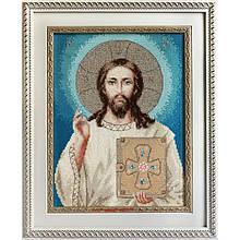 Набори для вишивання хрестом Luca S Релігія Ікони Ісус Христос