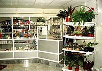 Оборудование для цветочных магазинов и бутиков, торговая мебель изготовить, торговое оборудование