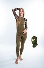 Комплект женского термобелья Rough Radical Shooter  Оливковый (W8019-S)