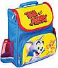 Ранец школьный Tom and Jerry каркасный (TJ02812)