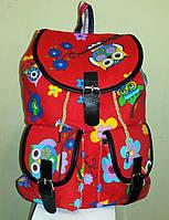 Рюкзак D-24 Red, фото 1