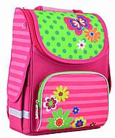 Рюкзак каркасный Smart 554511 PG-11 Flowers, 31*26*14, фото 1
