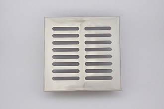 Вентиляційні металеві решітки та алюмінієва гофра