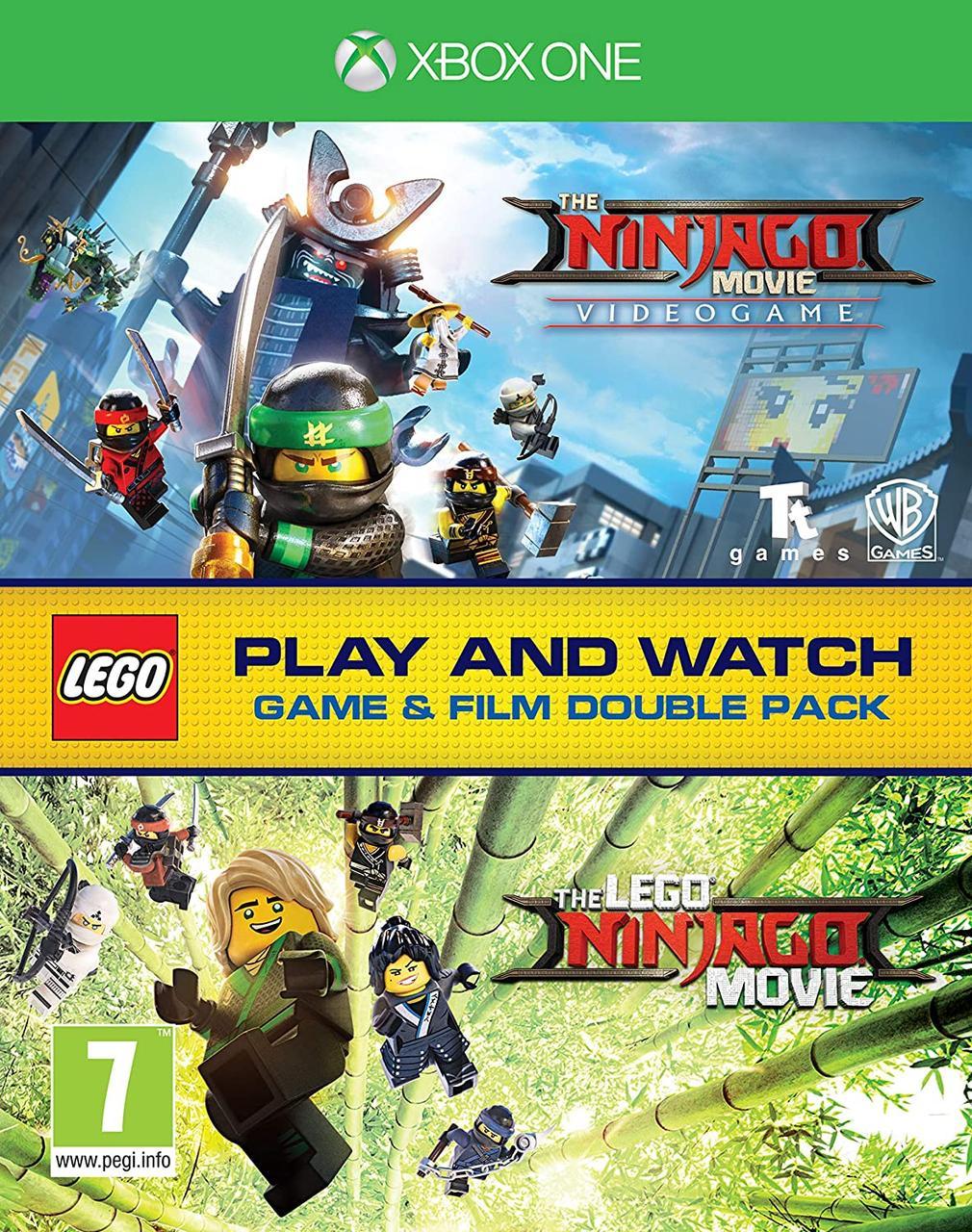 Lego Ninjago Game & Film Double Pack XBox One (російські субтитри)