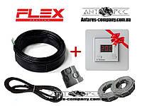 Двужильный нагревательный тонкий под кафель Flex ( 5 м.кв ) 875 вт серия Terneo ST ( Спец предложение )