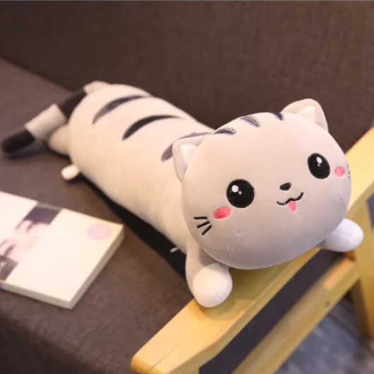 Оригинальная подушка Рretty cat