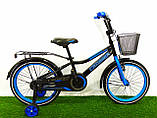 "Детский велосипед Crosser Rocky 18"", фото 3"