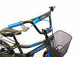 "Детский велосипед Crosser Rocky 18"", фото 4"