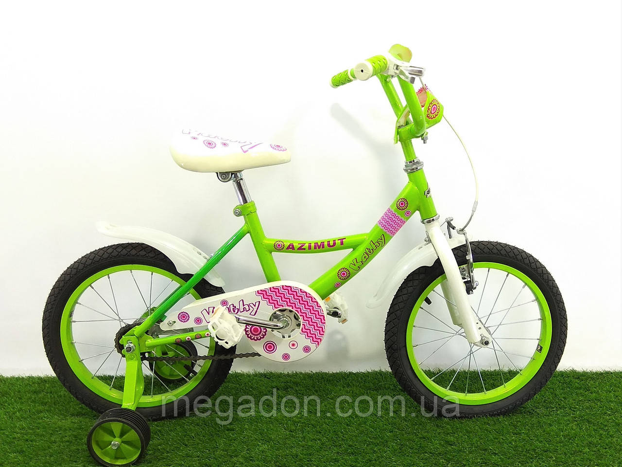 "Детский велосипед Azimut Kathy 16"""