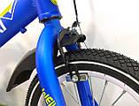 """Детский велосипед 876 14"""", фото 3"""