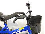 """Детский велосипед 876 14"""", фото 4"""