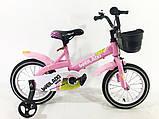 """Детский велосипед 876 14"""", фото 6"""