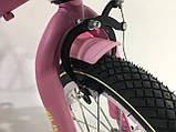 """Детский велосипед 876 14"""", фото 9"""