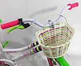 "Дитячий велосипед LitlleMiss 20"", фото 3"