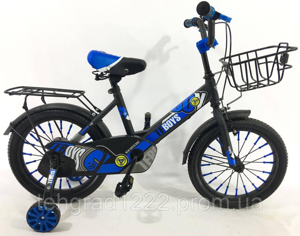 "Дитячий велосипед 703 16"""
