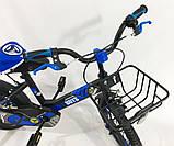 """Дитячий велосипед 703 16"""", фото 2"""