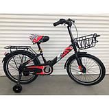 """Дитячий велосипед 703 16"""", фото 6"""