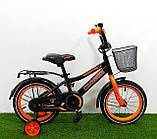 "Дитячий велосипед Crosser Rocky 14"", фото 2"