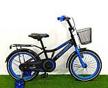 "Дитячий велосипед Crosser Rocky 14"", фото 4"