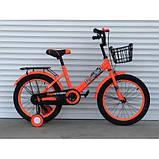 """Детский велосипед 09 18"""", фото 2"""