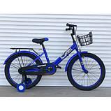 """Детский велосипед 09 18"""", фото 3"""